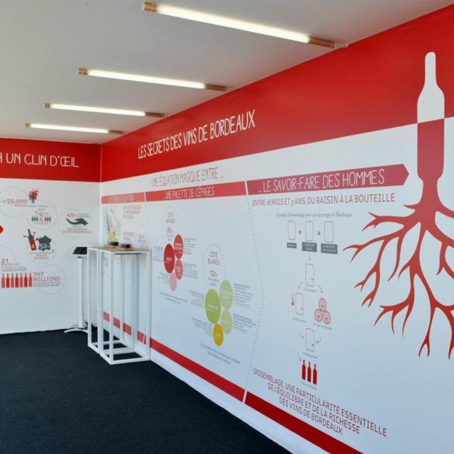 infographie pavillon EDV-Fête du Vin 2016