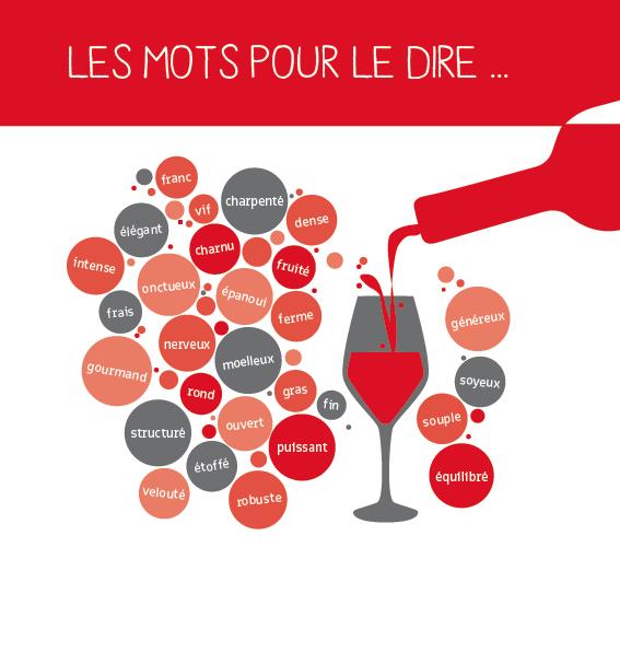 détail graphisme Pavillon EDV-Fête du vin 2016 Bordeaux