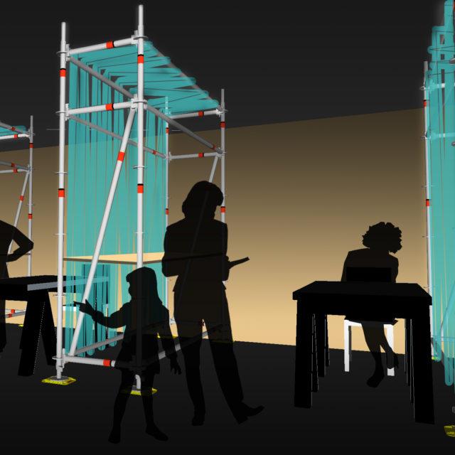 Visuels 3D Les Foulées Littéraires 2017