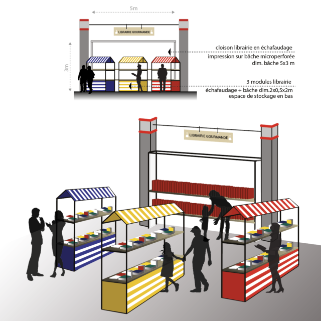 BX SO GOOD concept librairie gourmande