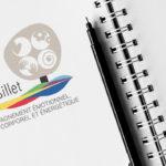 ROULE CANAILLE – conception flyer