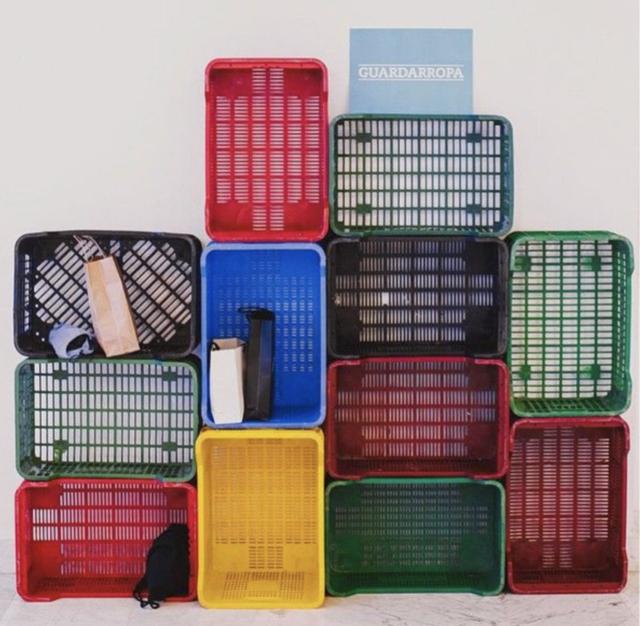 article réutiliser les cagettes en plastique