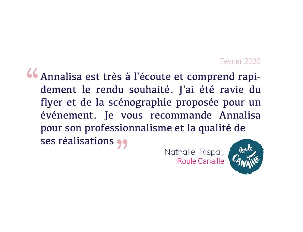 témoignage Roule Canaille