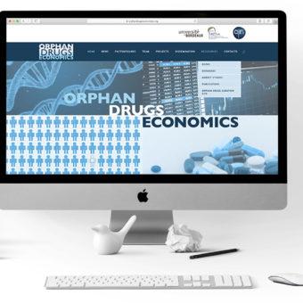 orphan drugs economics site internet home