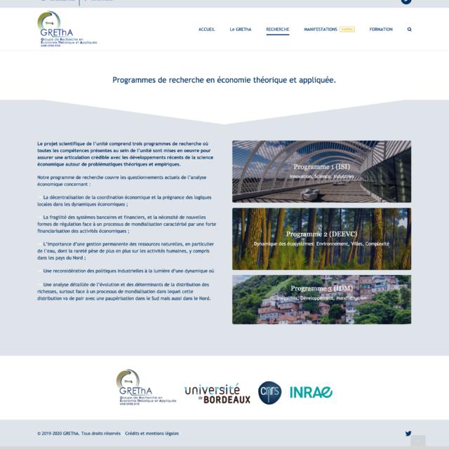 GREThA-conception-site-internet-recherche