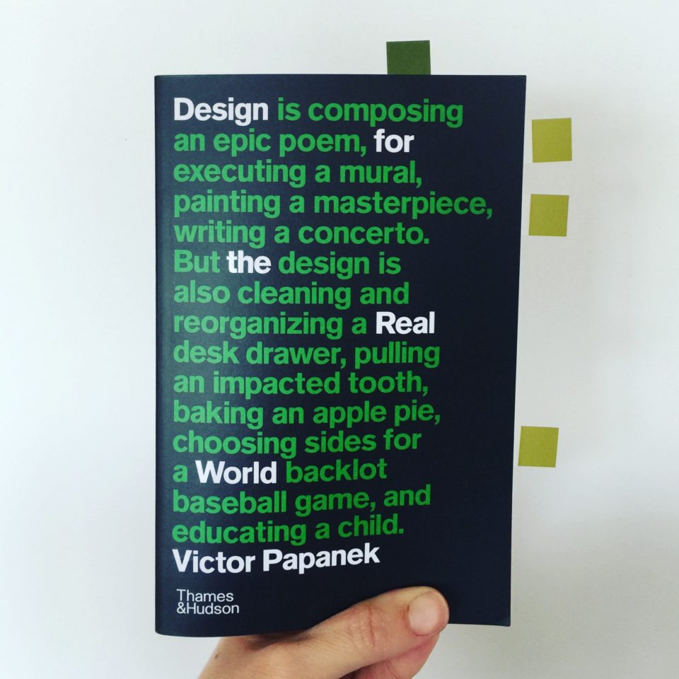 DESIGN FOR THE REAL WORLD Papanek